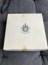 1867-1967 Canada Centennial Silver Six Coin Specimen Set - NO GOLD COIN