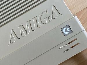 AMIGA 500 Desktop Gehäuse, S.Nr.: 545369 - W.-Germany         #33