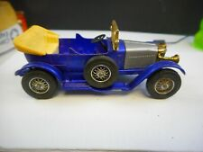 Vintage Matchbox Yesteryear Y-2 1914 Prince Henry Vauxhall