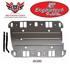 Amc Jeep 304 360 401 V8 Enginetech Intake Manifold Splash Pan Gasket 1966 - 1991