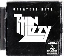 THIN LIZZY - The Greatest Hits Collection -2 CD -Best Of (Inc Boys Are Back)