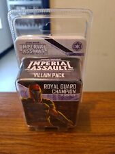Star Wars Imperial Assault: GARDE ROYALE Champion Méchant Pack