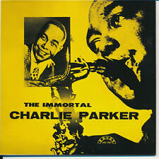 Charlie Parker, The Immortal, Japanese Import Mini-LP CD, Audiophile, Rare!