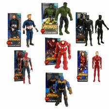 Marvel The Avengers Superheld Spiderman Action Figur Figuren Spielzeug 30cm .