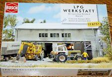 Busch 8751  TT -  Bausatz  LPG - Werkstatt