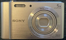 Sony Compact *CyberShot* Camera DSC-W800       20.1MP