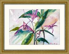 Original Watercolour Painting - D. Ellen