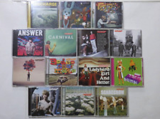 The Pillows Japanese Band  14 CD Sets with DVD Very Rare