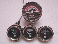 IH  B250,B275,B414,276,354,434,444 Tachometer Temp Oil Pressure Ampere Gauge Kit