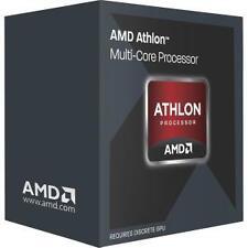 NEW! Amd Athlon X4 860K Quad-Core 4 Core 3.70 Ghz Processor Socket Fm2+Retail Pa