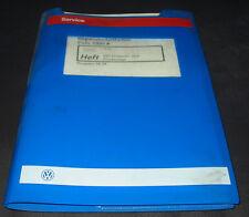 Werkstatthandbuch VW Polo III 6N GTI Einspritzanlage Zündanlage ab Baujahr 1995!