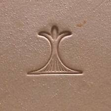 "Geo Border Leather Stamp 1/2"" (12.7 mm) Hide Crafter Pro PD019"