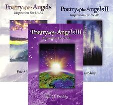 New Doreen Virtue Pope Praised Book Trilogy 3 Signed Poetry Of The Angels II III