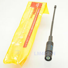 144MHz/430MHz RH701 BNC Male dual band antenna for walkie talkie two way radio