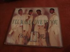 BOYZ II MEN - i'll make love to you (Maxi-CD)