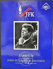 JOHN F KENNEDY PHONECARD SERIES By AmeriVox COA