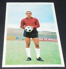 WOLTER EINTRACHT BRAUNSCHWEIG FUSSBALL 1966 1967 FOOTBALL CARD BUNDESLIGA PANINI