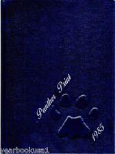 Grandview East Junior High School Missouri 1985 Yearbook Annual Middle