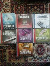 Patricia Cornwell Audio CD Bundle
