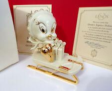 Lenox Looney Tunes Tweety'S Express Delivery 24K Porcelain Figurine Coa