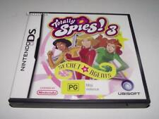 Totally Spies 3 Nintendo DS 2DS 3DS Game Preloved *No Manual*