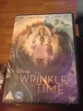 A Wrinkle In Time DVD Disney New