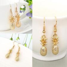 Betsey Johnson Cute Fruit Pineapple Earring Ear Stud Fashion Jewelry-Accessory