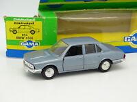 Gama 1/43 - BMW 520 I E12 Azul