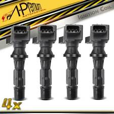 4x Ignition Coils for Mazda 3 BK BL Mazda 6 GG GY GH Tribute / Ford Escape ZC ZD