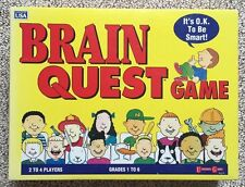 Brain Quest Board Game - University Games - It's O.K. to be Smart!