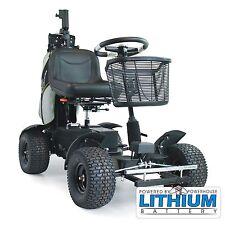 Powerhouse Titan-S Elite Lithium Battery Electric Golf Buggy