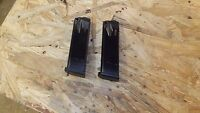 2 - SAR K245 --  10rd magazines mags clips - .45acp      (P109*)