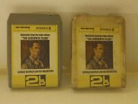 8 Track Cassette highlights of the Gershwin years George bassman and orchestra