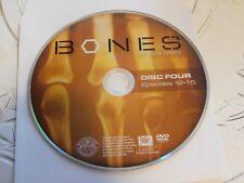 Bones Third Season 3 Disc 4 Replacement DVD Disc Only 65-23