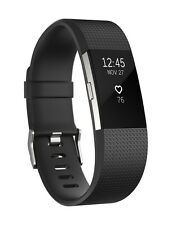 Fitbit Charge 2 Heart Rate Black Activity Tracker - Small