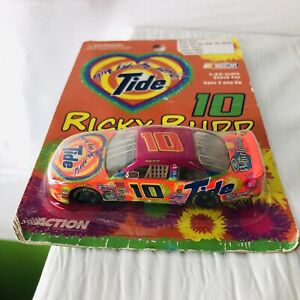 Action Ricky Rudd #10 Tide Give Kids The World 1:64 Diecast 1999