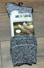 2 Pairs of Super Soft Muk Luks Mens Boot Socks OSFM You Choose Color