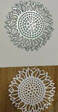 Gina Marie designs metal cutting dies - Sunflower Flower die