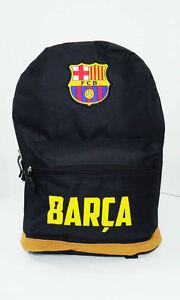 backpack FC Barcelona  school mochila bookbag cinch Bag official Messi 10