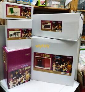 Miniatures Mimo Hong Kong Style SOHO Stall + Accessory