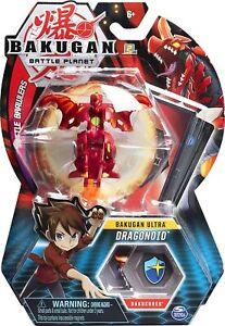 ⭐⭐⭐ NIB Bakugan Battle Planet Battle Brawlers Collectible Hyper Dragonoid ⭐⭐⭐