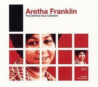 Aretha Franklin - Definitive Soul [New CD]