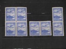 Canary Islands, Block of 4 & 2 Pairs 1 Vertical & 1 Horizontal, MNH