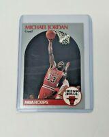 1990-91 NBA Hoops Michael Jordan #65
