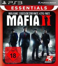 Sony PS3 Playstation 3 Spiel ***** Mafia II 2 uncut ******************NEU*NEW*18