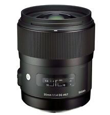 Sigma DG 35mm F/1.4 HSM DG Lens For Pentax
