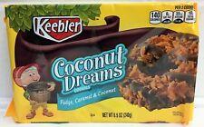 Keebler Coconut Dreams Fudge Caramel & Coconut Cookies 8.5 oz