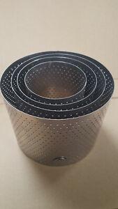 """Aga oil cooker 6"""" deep well burner shell set -  NEW"""