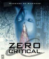 ZERO CRITICAL PC GAME +1Clk Windows 10 8 7 Vista XP Install