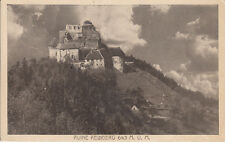Postkarte - Ruine Rechberg